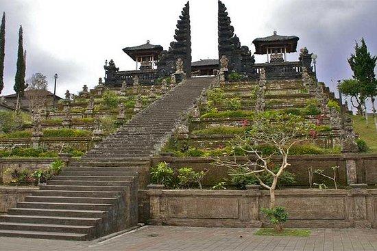 Visite privée: Porte du paradis de Lempuyang, temple Besakih et...