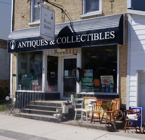 The Rare Bird Antiques