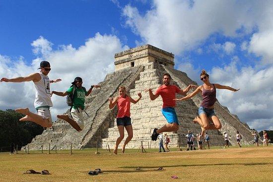 Excursion privée à Chichén Itzá avec...