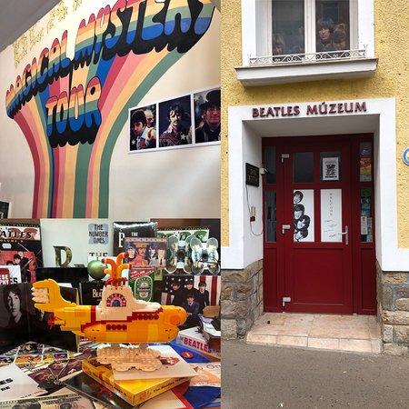 Beatles Museum, Eger HU