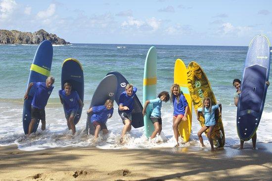 One Love Martinique Surf School