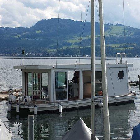 Eventfloss Zürichsee