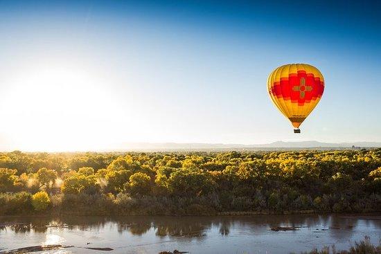 Albuquerque Hot Air Balloon Ride at...