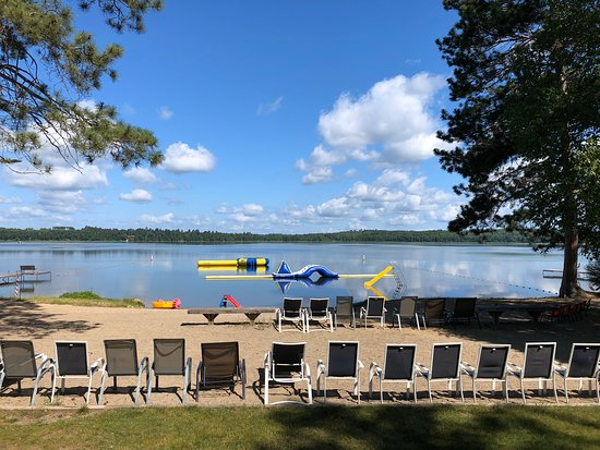 Backus, Minnesota: Sandy Pines Resort