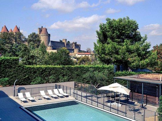 Mercure Carcassonne La Cité hotel, hôtels à Cité de Carcassonne