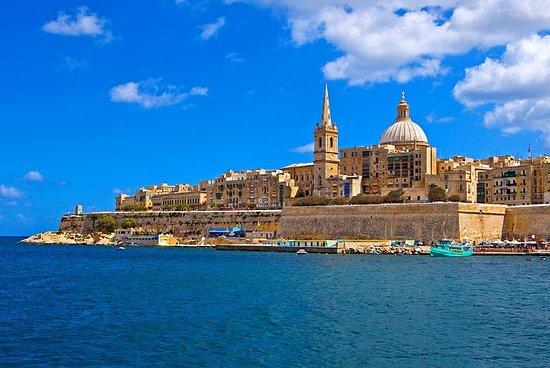 Höhepunkte von Malta 4 Nächte Tour