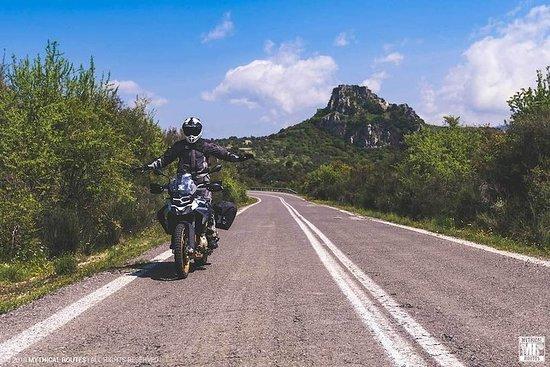 4-dagers motorsykkeltur Peloponnese, Hellas | Mytiske ruter