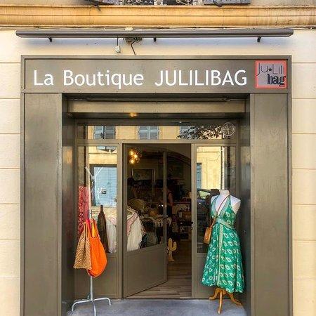 La boutique Julilibag