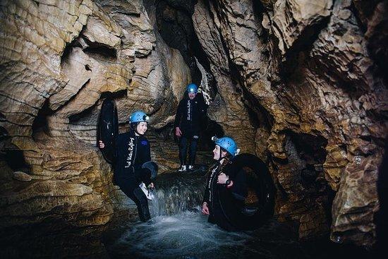 Black Abyss Ultimate Waitomo Caving...