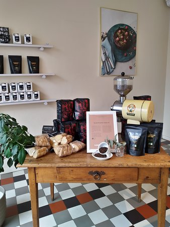 Special coffees