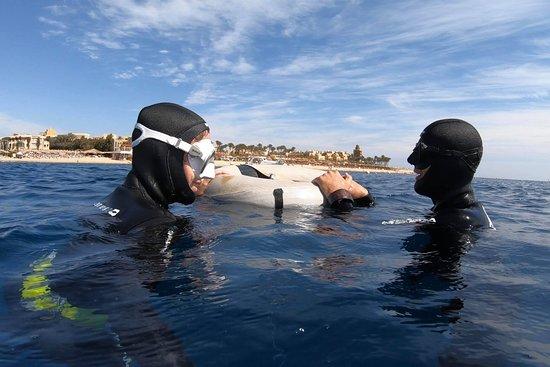 Freedive Hurghada