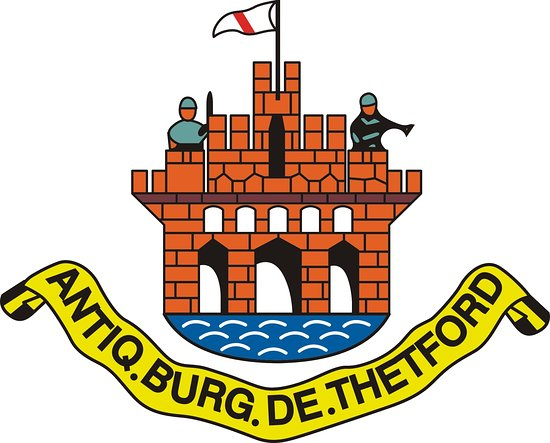 The Crest of Thetford Town