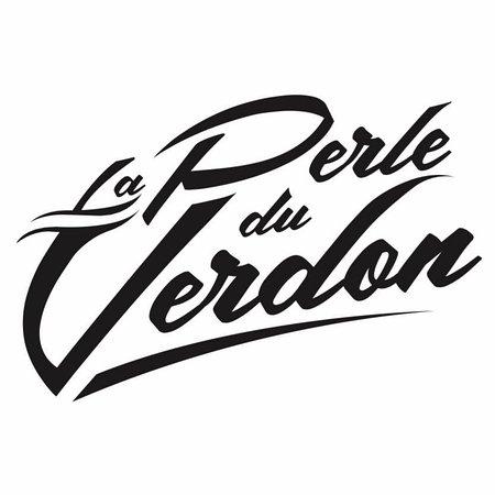 Esparron de Verdon, France: Nouveau logo 2020.