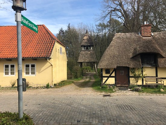RuheForst Damp/Thiergarten an der Ostsee