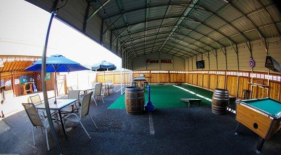 Willamina, OR: Outdoor Lounge Area
