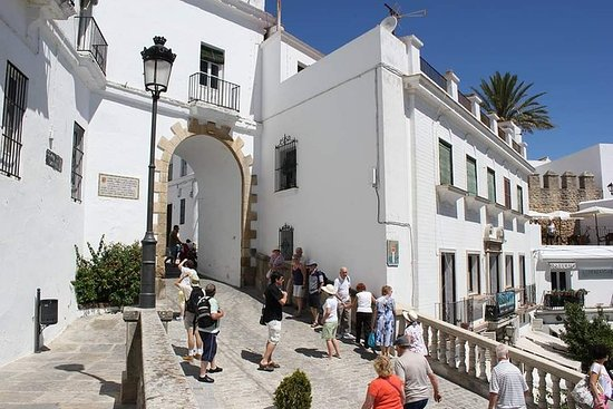 Cadiz Shore Excursion: The White Washed Villages Private Tour