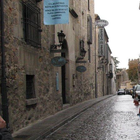 Hotel in Avila