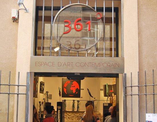 361° Espace d'Art Contemporain