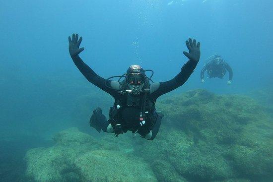 Descubra mergulho