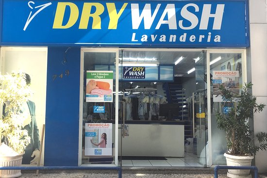 Dry Wash Lavanderia