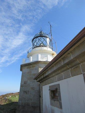 Mañón, España: The lighthouse at Estaca de Bares