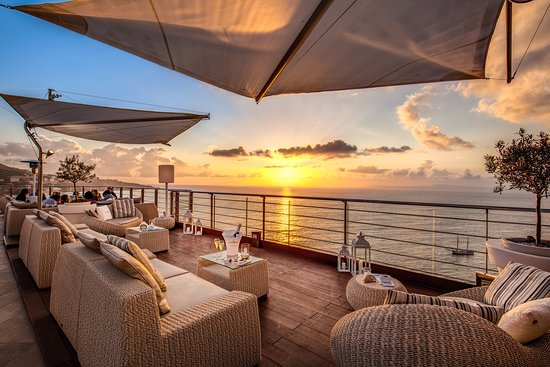 Sant'Agnello, Italie : Vista Sky Bar Privee