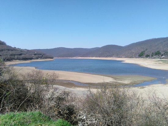 Badovac Lake