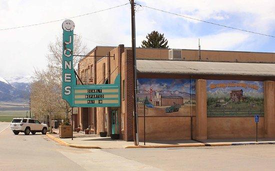 Jones Theater in Westcliffe, Colorado