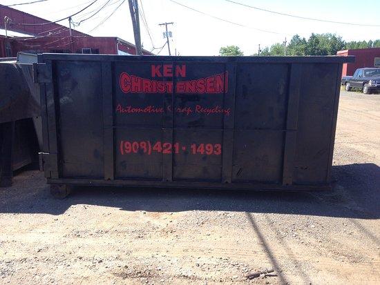 Sayreville, NJ: 15yd dumpster