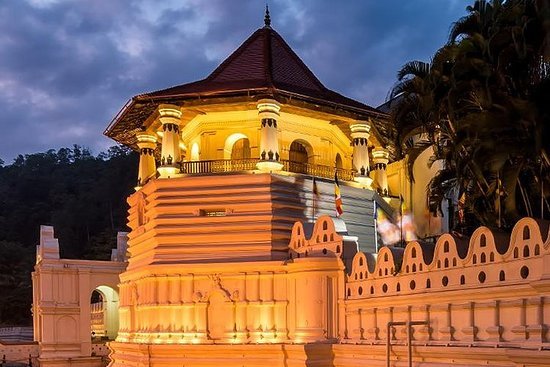 Private Day Trip Of Kandy (Temple,Spice Garden,Tea Factory) From...