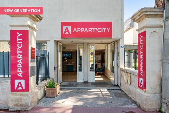 Appart'City Confort Montpellier Saint-Roch