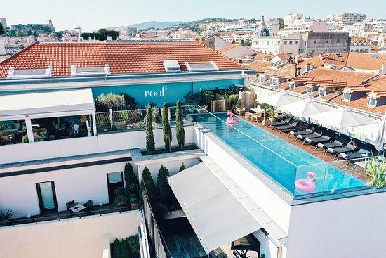 Five Seas Hotel Cannes, hôtels à Cannes