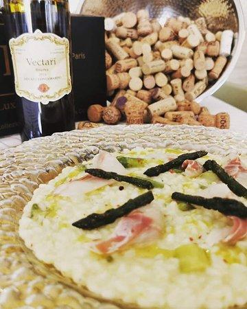 risotto & Vectari 2016 Friuli venezia Giulia cantine Luxe à Boiré