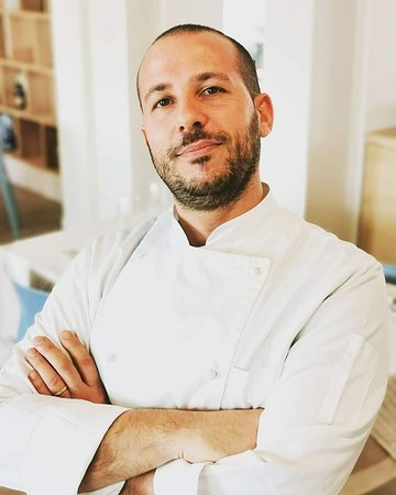 Chef-Patron Filippo Colaiori