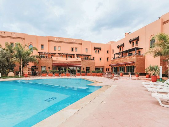ibis Marrakech Palmeraie Hotel, hôtels à Marrakech