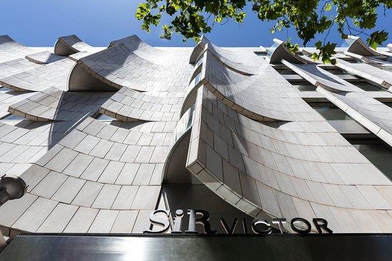 Sir Victor Hotel, hoteles en Barcelona