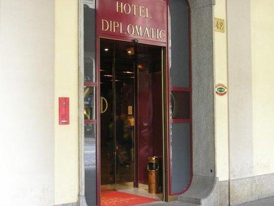 Hotel Diplomatic, hôtels à Turin