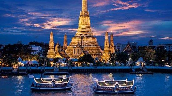 THE PENINSULA BANGKOK (Bangkok, Thailand) - foto's, reviews en  prijsvergelijking - Tripadvisor