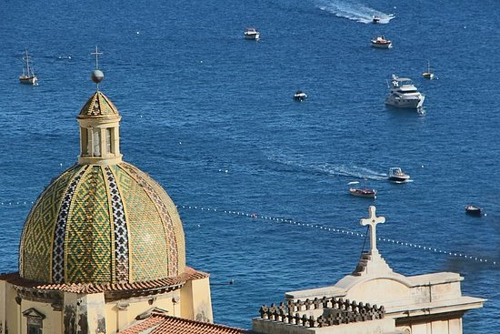 Sorrento and Amalfi Coast Full-Day...