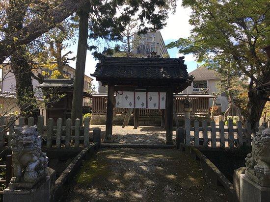 Seta-bashi Ryugu Hidesato Shrine