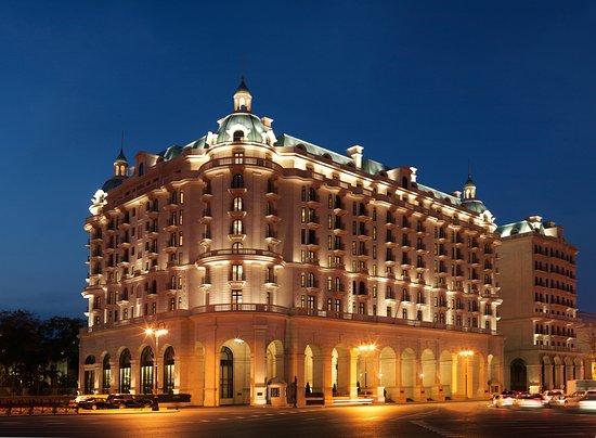 Четыре Сезона  Отель Баку