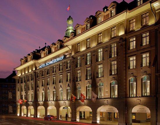 Hotel Schweizerhof Bern & Spa (Berne) : tarifs 2021 mis à jour, 211 avis et  1'140 photos - Tripadvisor