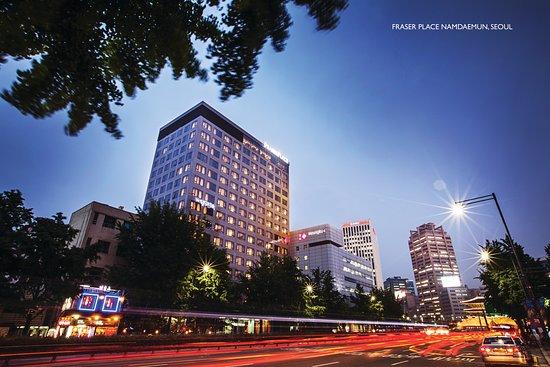 Fraser Place Namdaemun Seoul, hoteles en Seúl