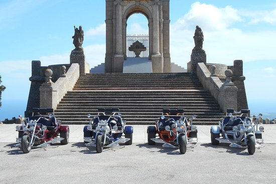 Trike Tours Cala Millor Mallorca