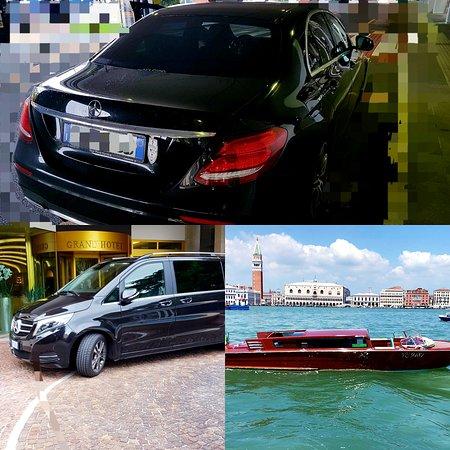 Venice Black Car