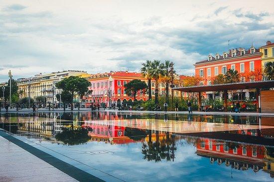 Photo destination, Promenade des Anglais, Nice