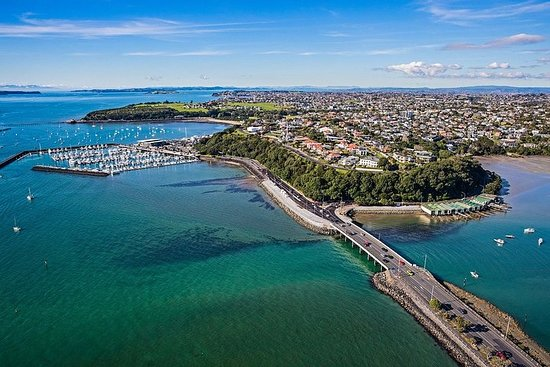 Auckland Coastal Experience
