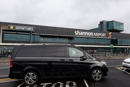 Shannon Airport to Galway City via the Cliffs of Moher | Chauffeur...