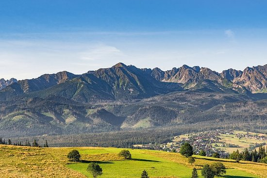 Zakopane from Cracow regular tour