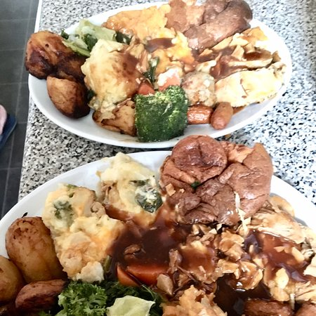 Amazing home cooked food & service